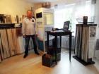 Holger Friedrichs - Gardinendekoration aus Cuxhaven